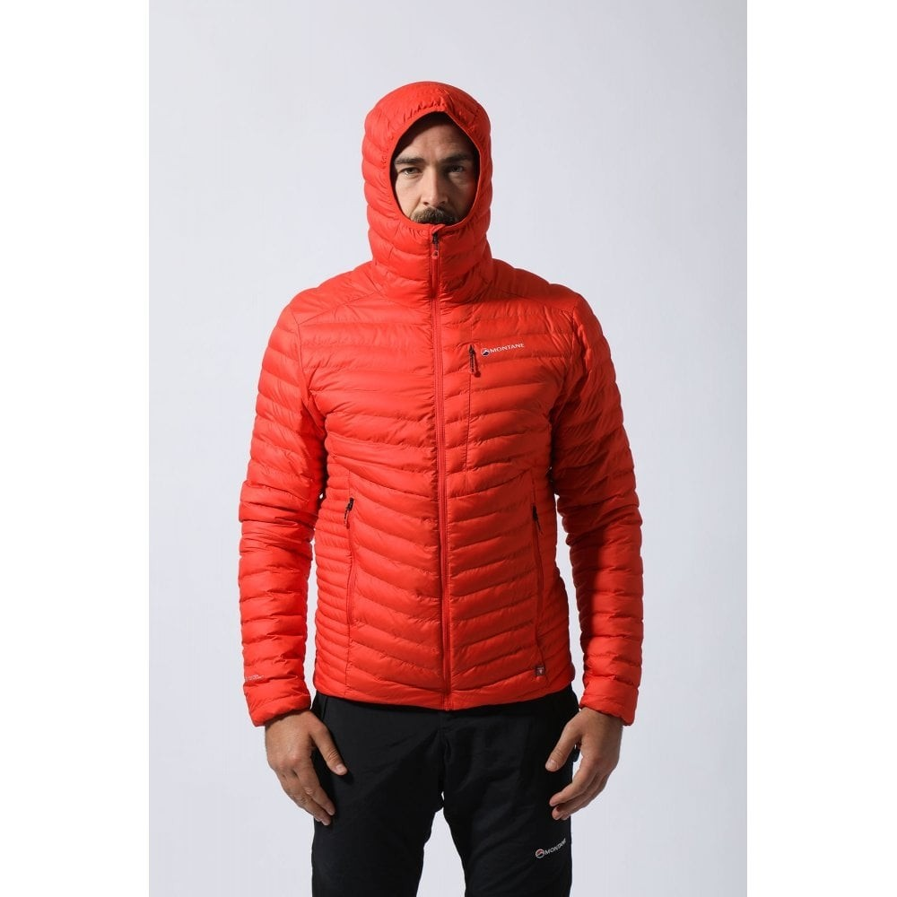 Montane Icarus Jacket - Firefly Orange