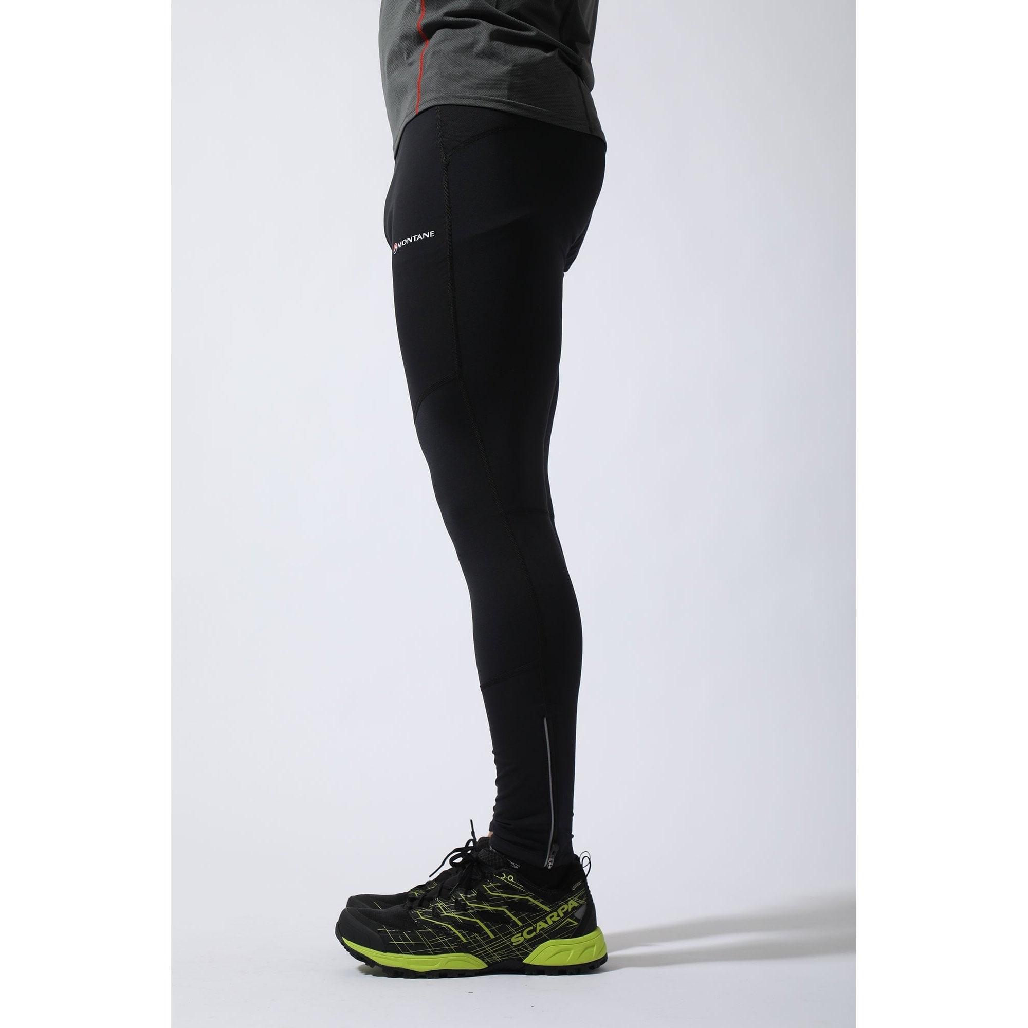Montane Trail Series Men's Thermal Tights - Black