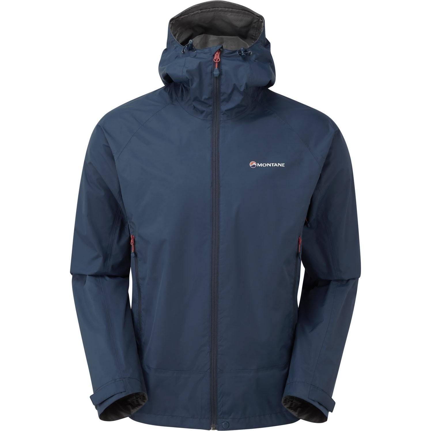 Montane Atomic Jacket - Narwhal Blue