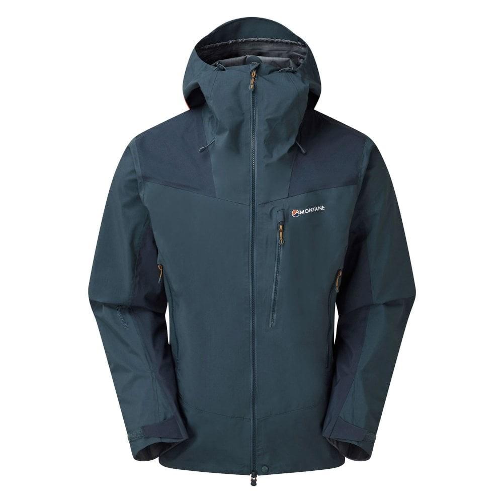 Montane Alpine Resolve Waterproof Jacket - Men's - Orion Blue
