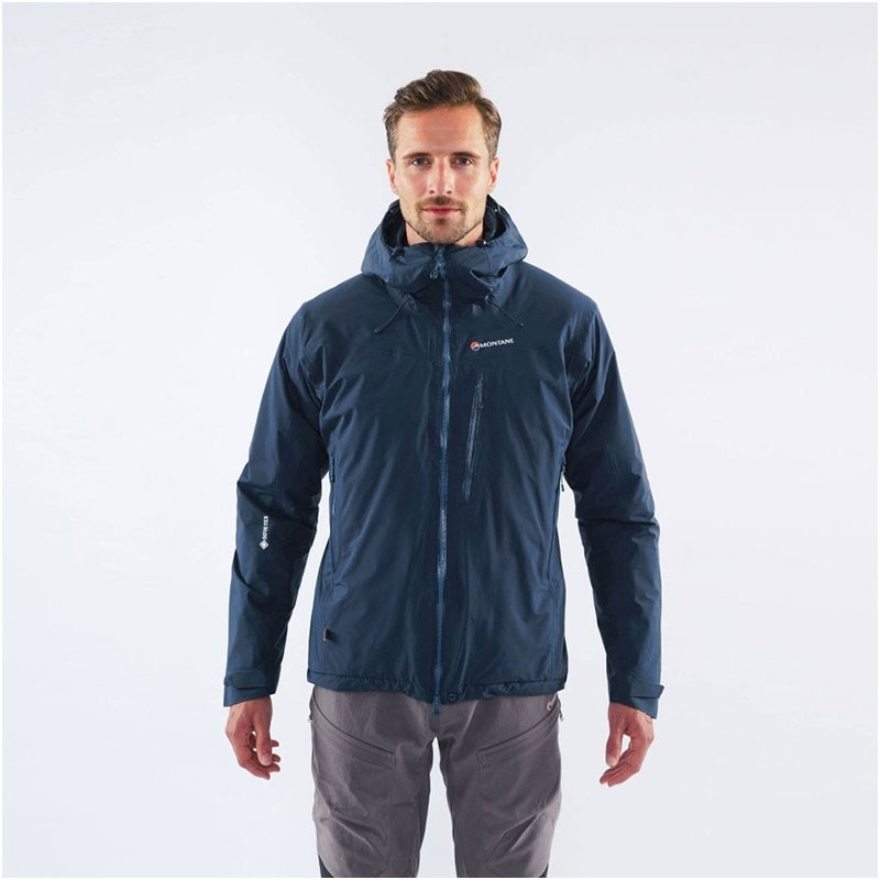Montane Duality Insulated Jacket - Men's - Astro Blue/Orion Blue