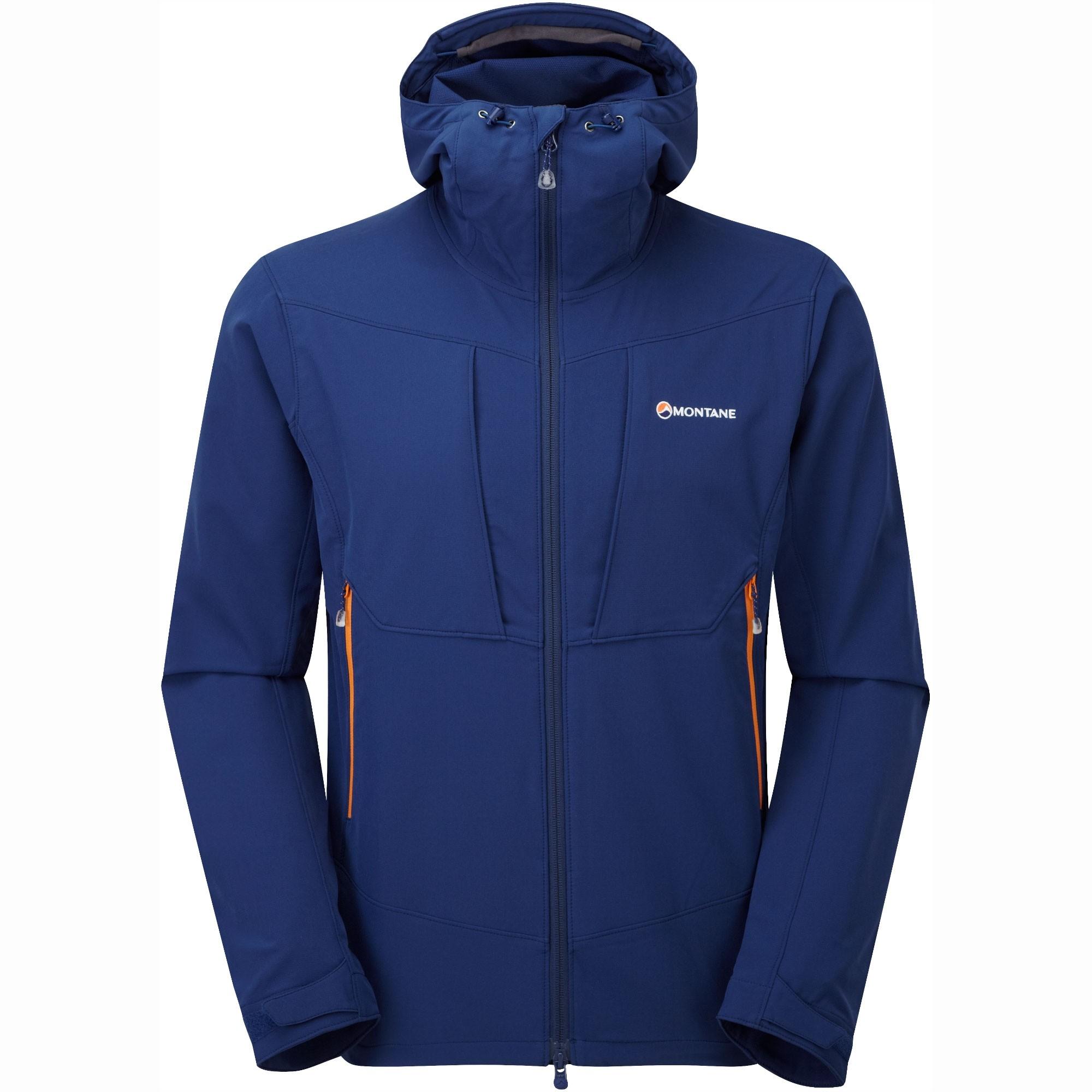 Montane Dyno Stretch Jacket - Antarctic Blue