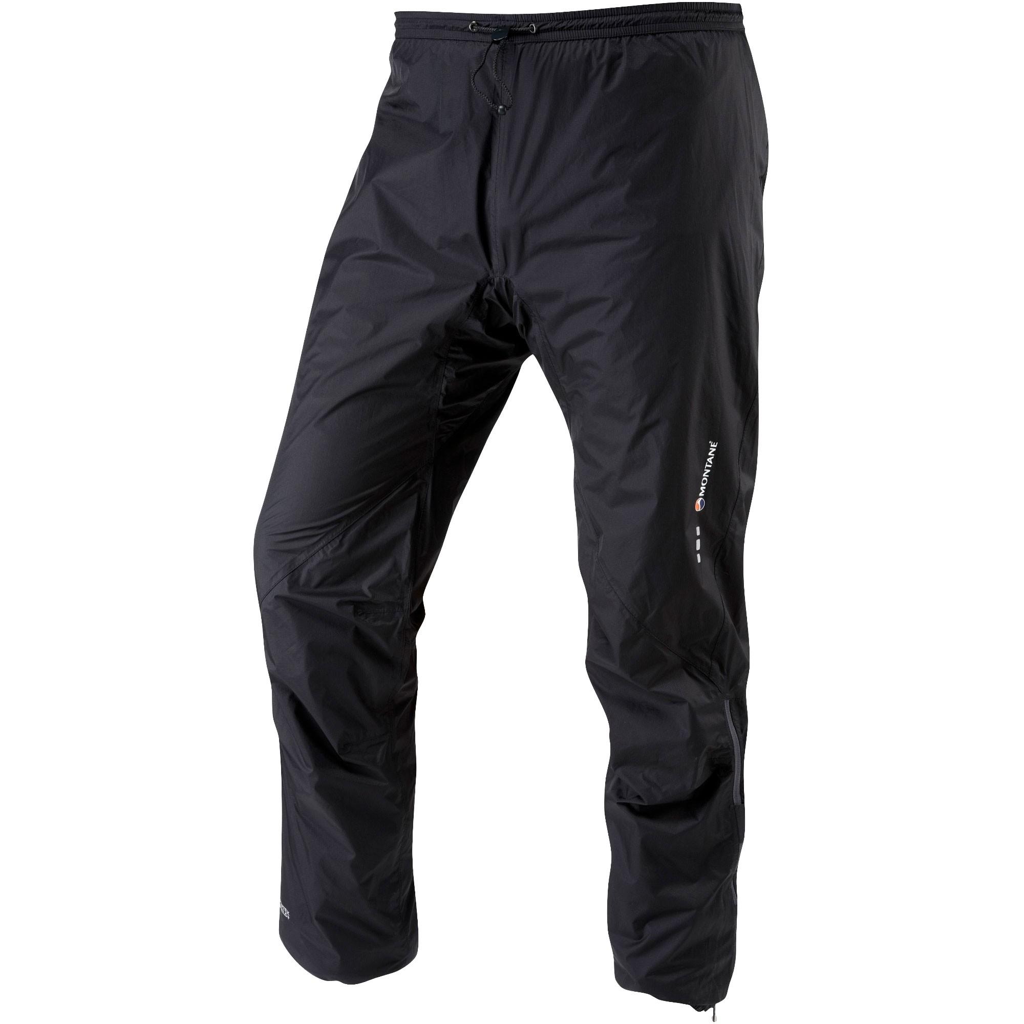 Montane Minimus Men's Waterproof Pants - Black