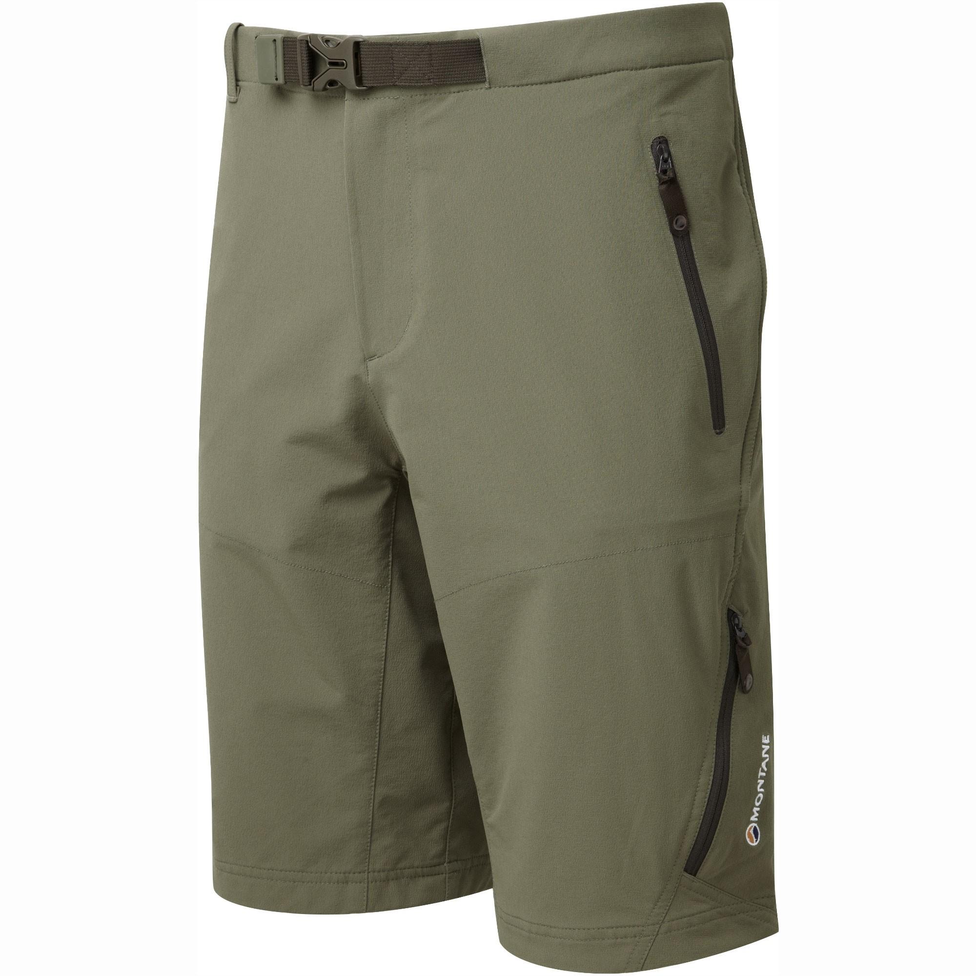Montane Terra Alpine Men's Shorts - Flint