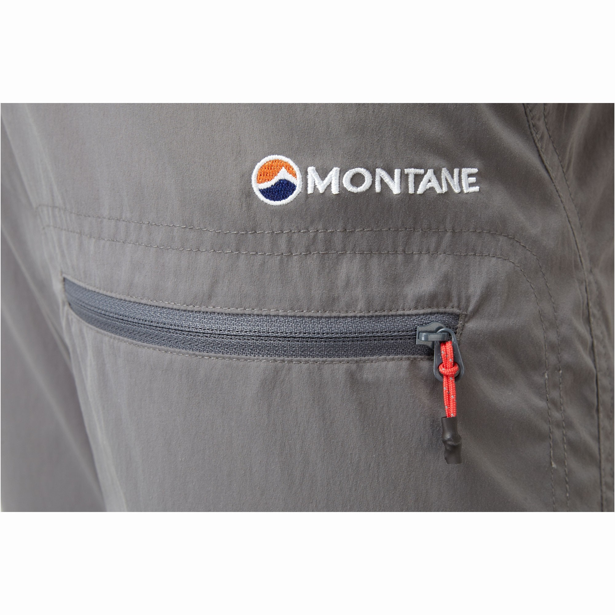 Montane Terra Pack Men's Pants - Mercury - Detail