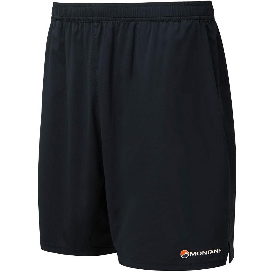Montane Razor Short - Mens - Black/Laser Green