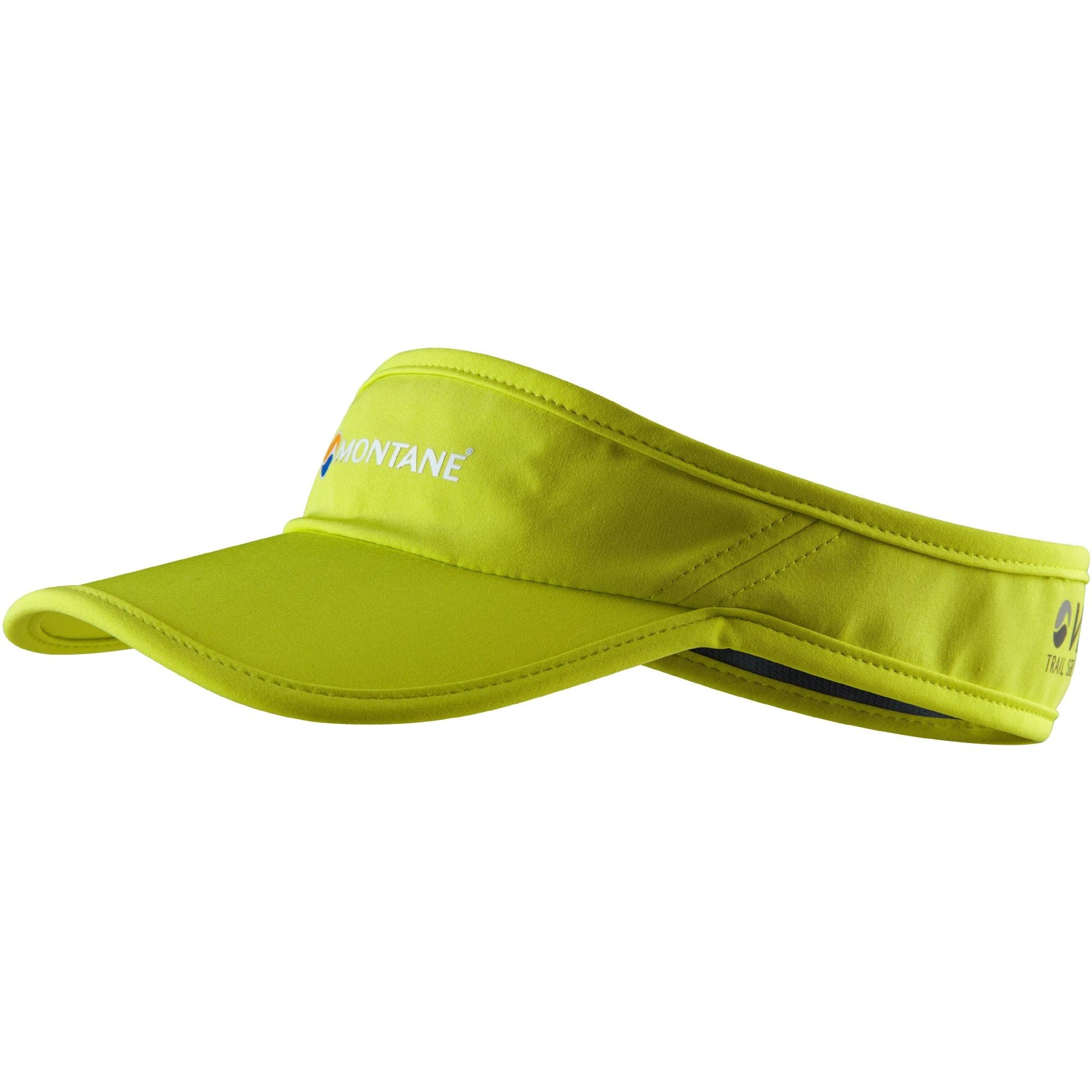 Montane VIA Visor - Laser Green