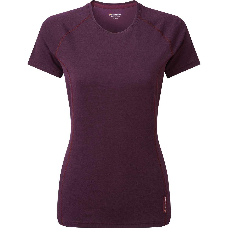 Montane Dart Women's T-shirt - Saskatoon Berry