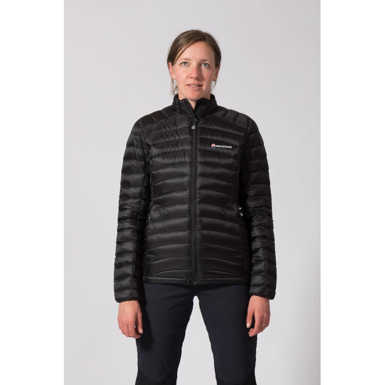 Montane Women's Featherlite Down Micro Jacket - Black