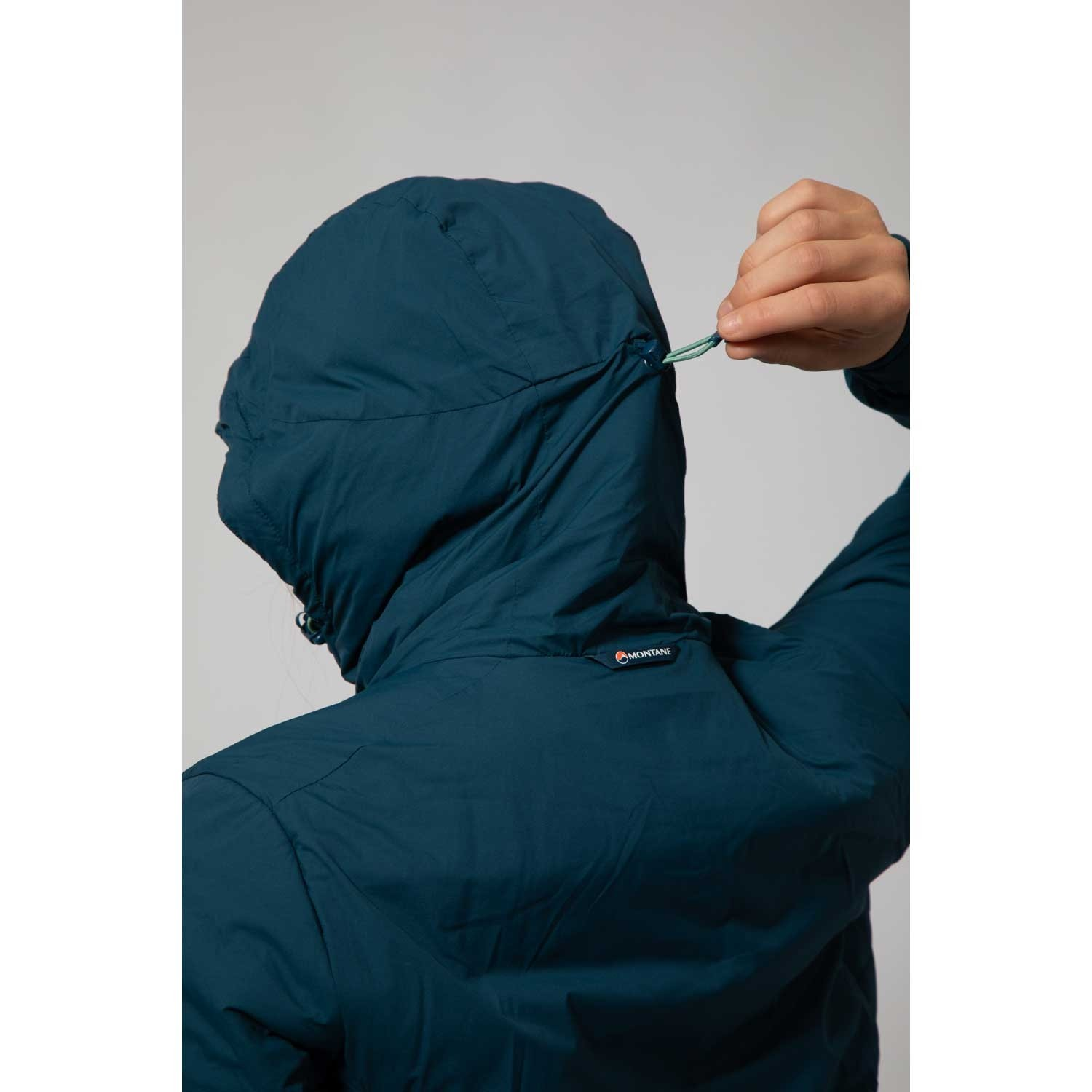 Montane Fluxmatic Insulated Jacket - Women's - Narwhal Blue