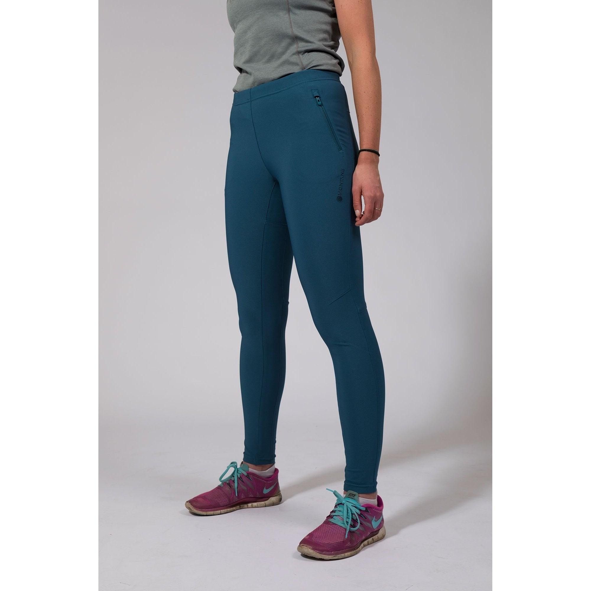 Montane Women's Ineo Pro Pants - Zanskar Blue