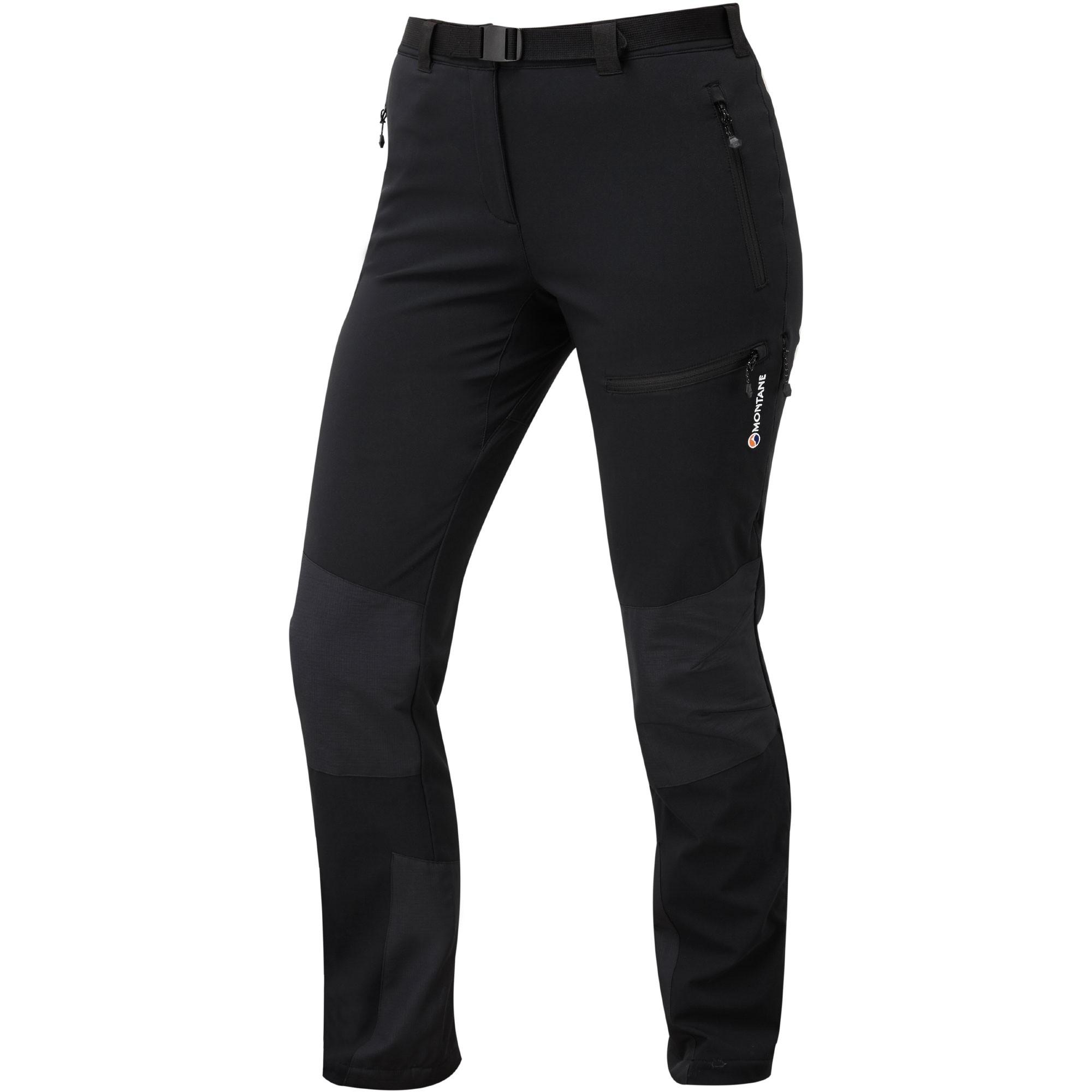 Montane Terra Mission Women's Mountaineering Pants - Black