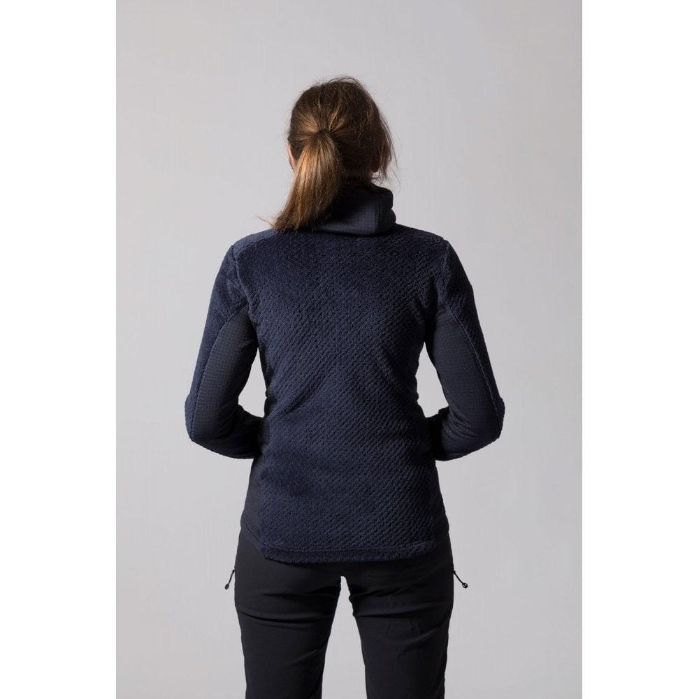 Montane Women's Wolf Hoodie - Antarctic Blue