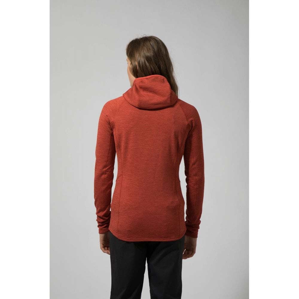 Montane Protium Hoodie - Women's Fleece - Paprika