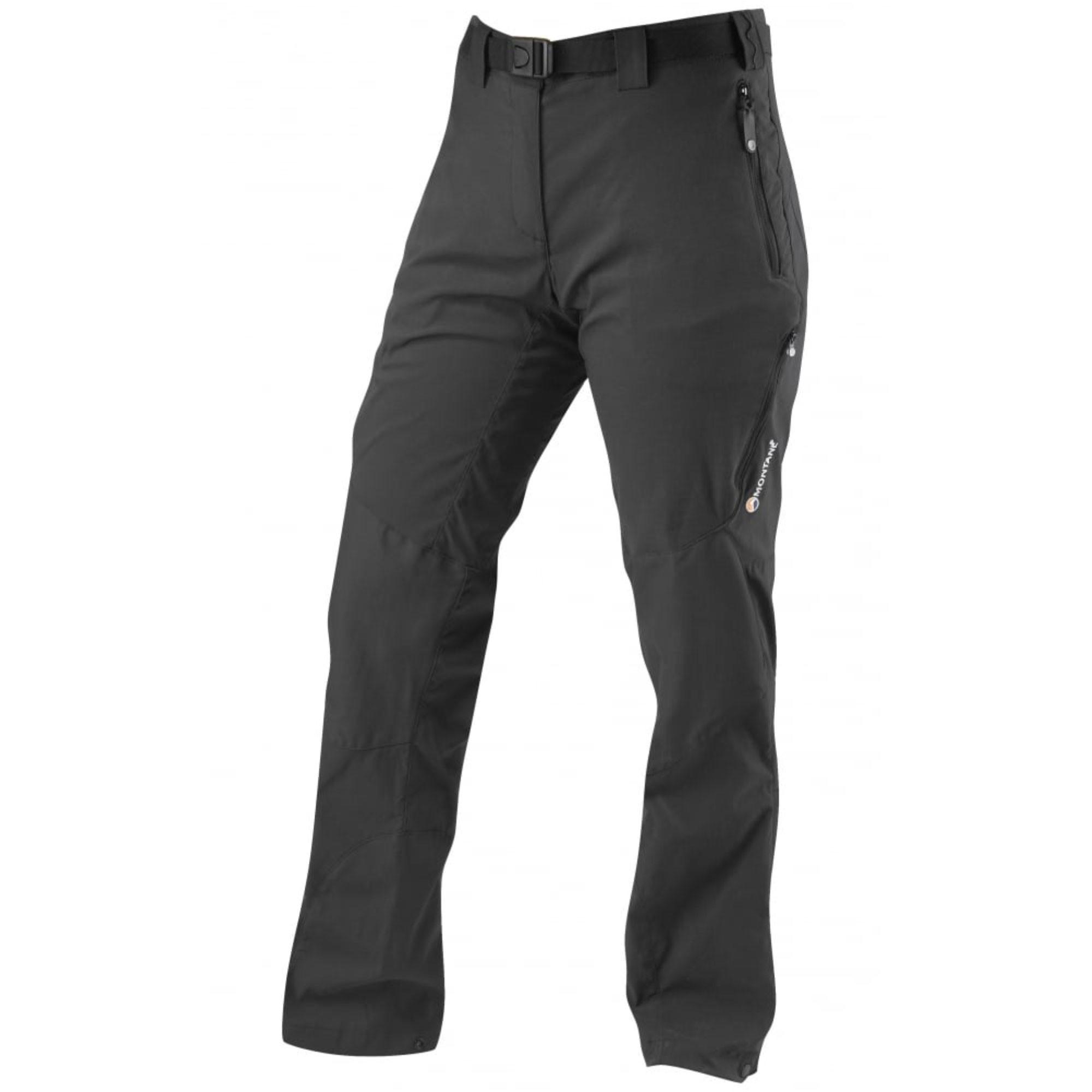 Montane Women's Terra Ridge Pants - Black