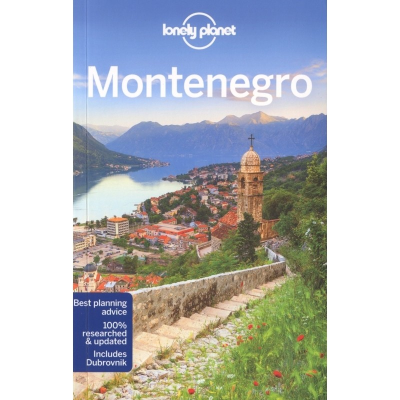 Montenegro: Lonely Planet Travel Guide