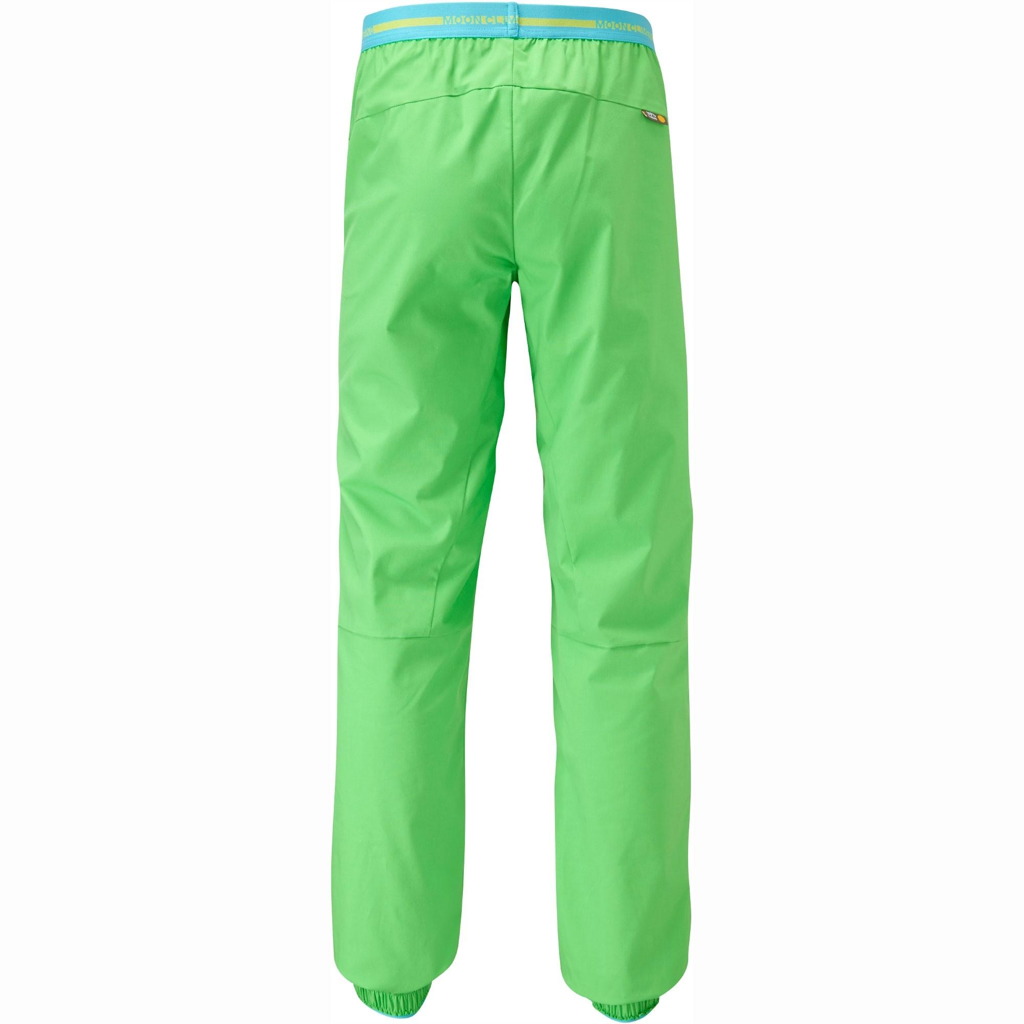 Moon Samurai Climbing Pants - Classic Green