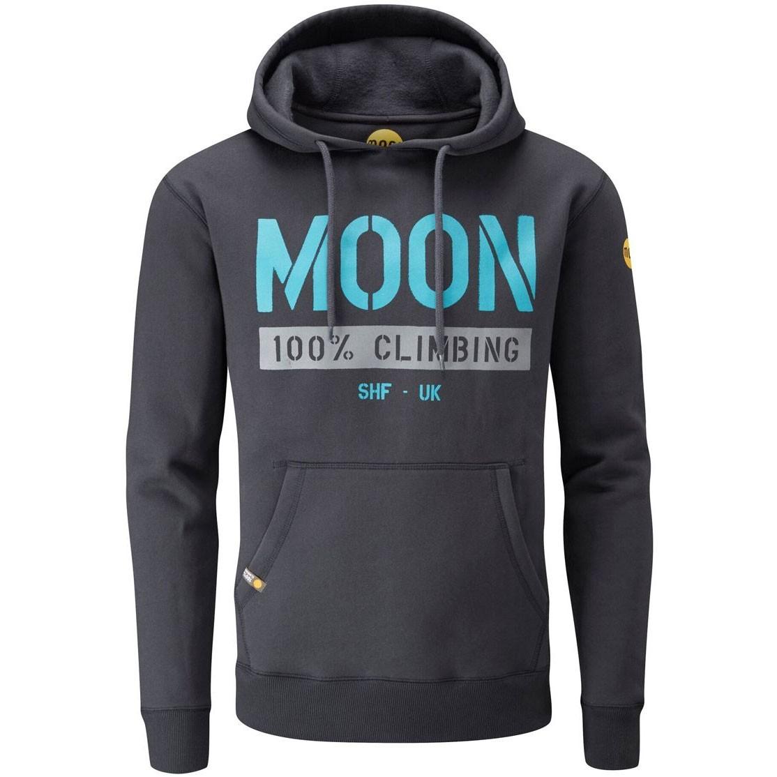 Moon One Five Nine Hoody - Men's - Ebony