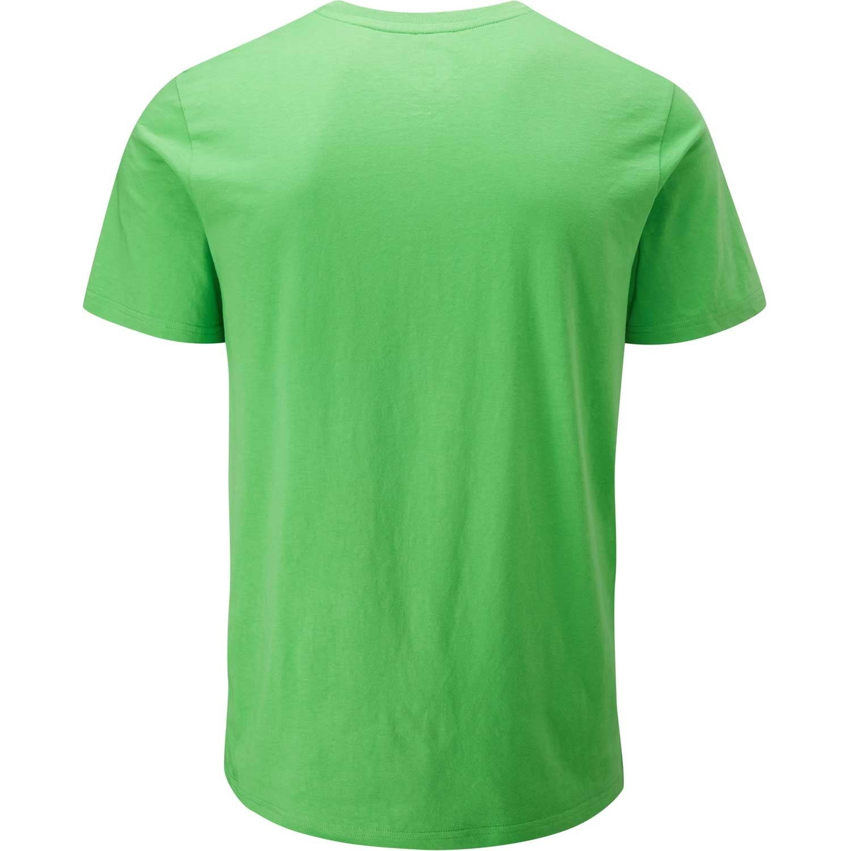 Moon Logo Tee - Vibrant Green
