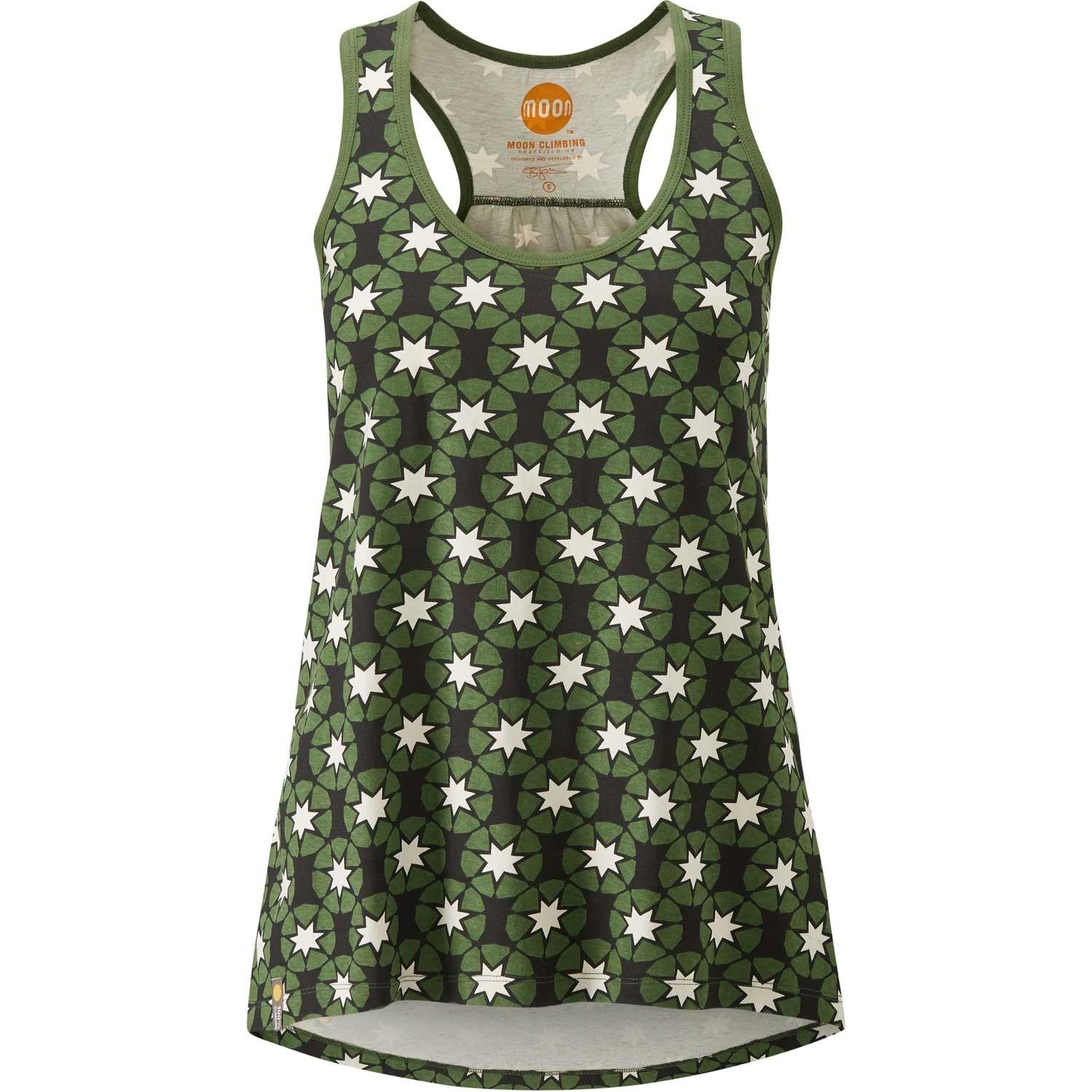 Moon Starflower Vest - Women's - Stone/Black