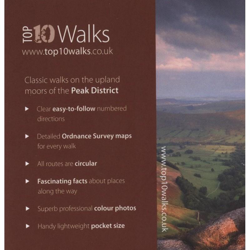 Moors & Tors: Classic walks on the upland moors of the Peak District: Top 10 Walks by Northern Eye