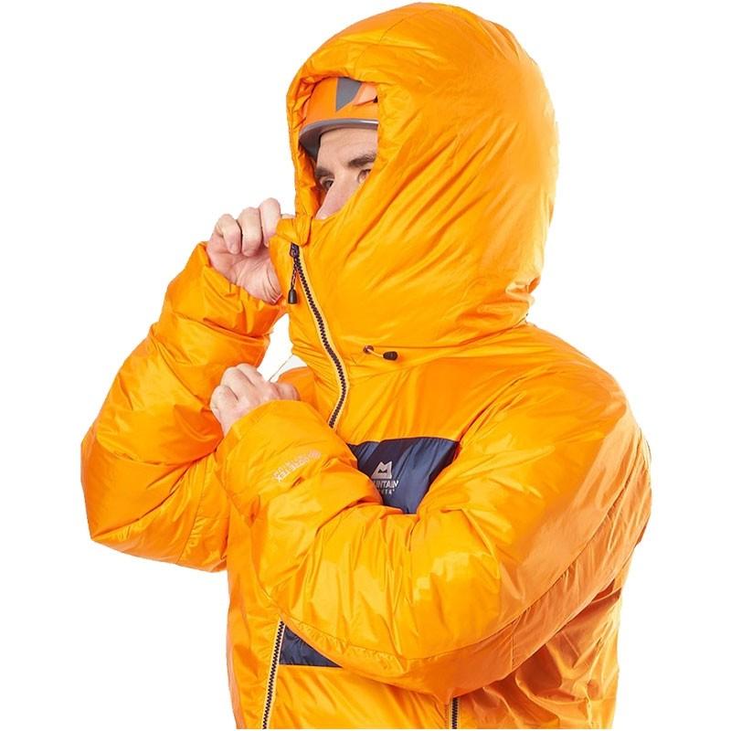 Mountain Equipment Xeros Down Jacket - Men's - Mango
