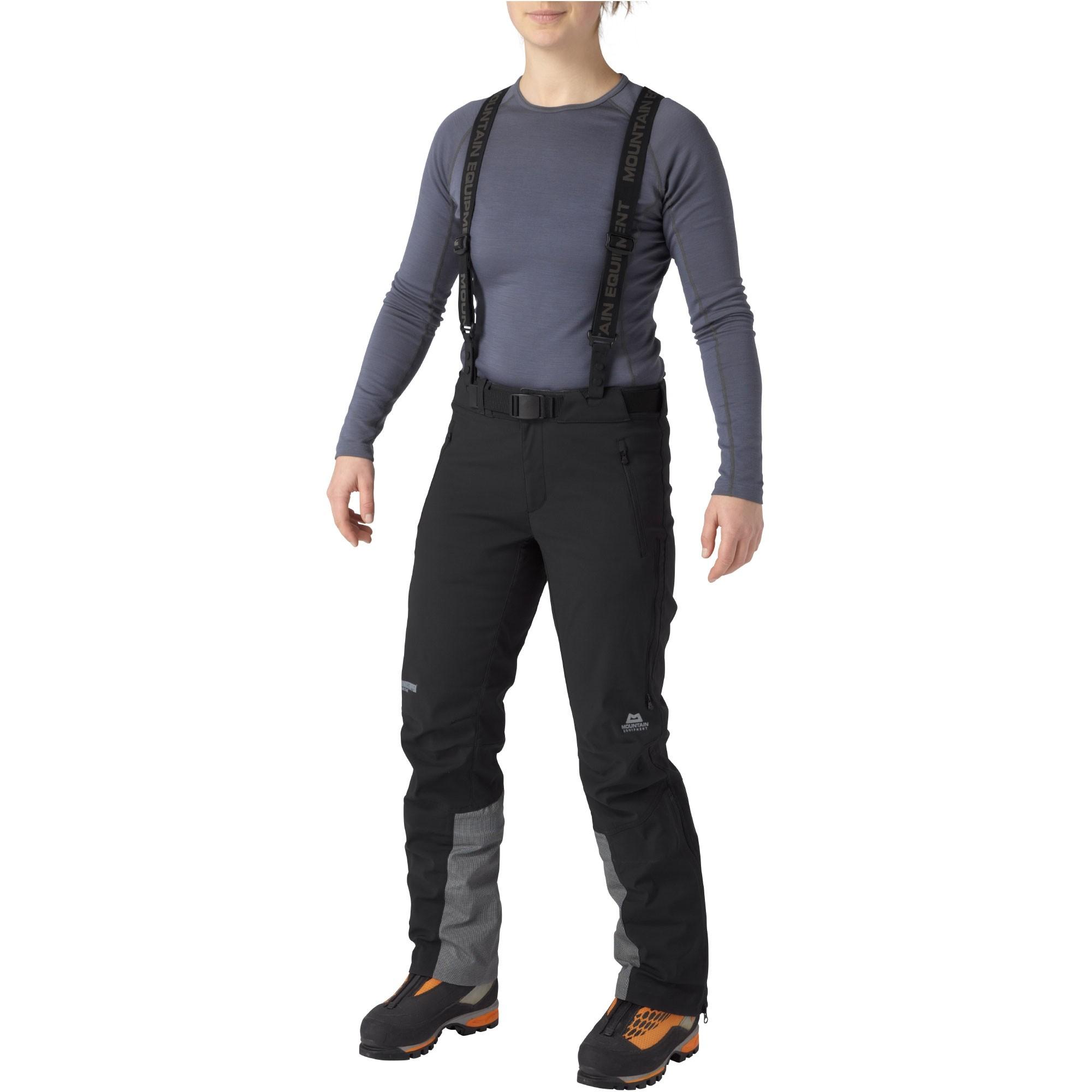 Mountain Equipment G2 Women's Mountain Pant - Black - Front
