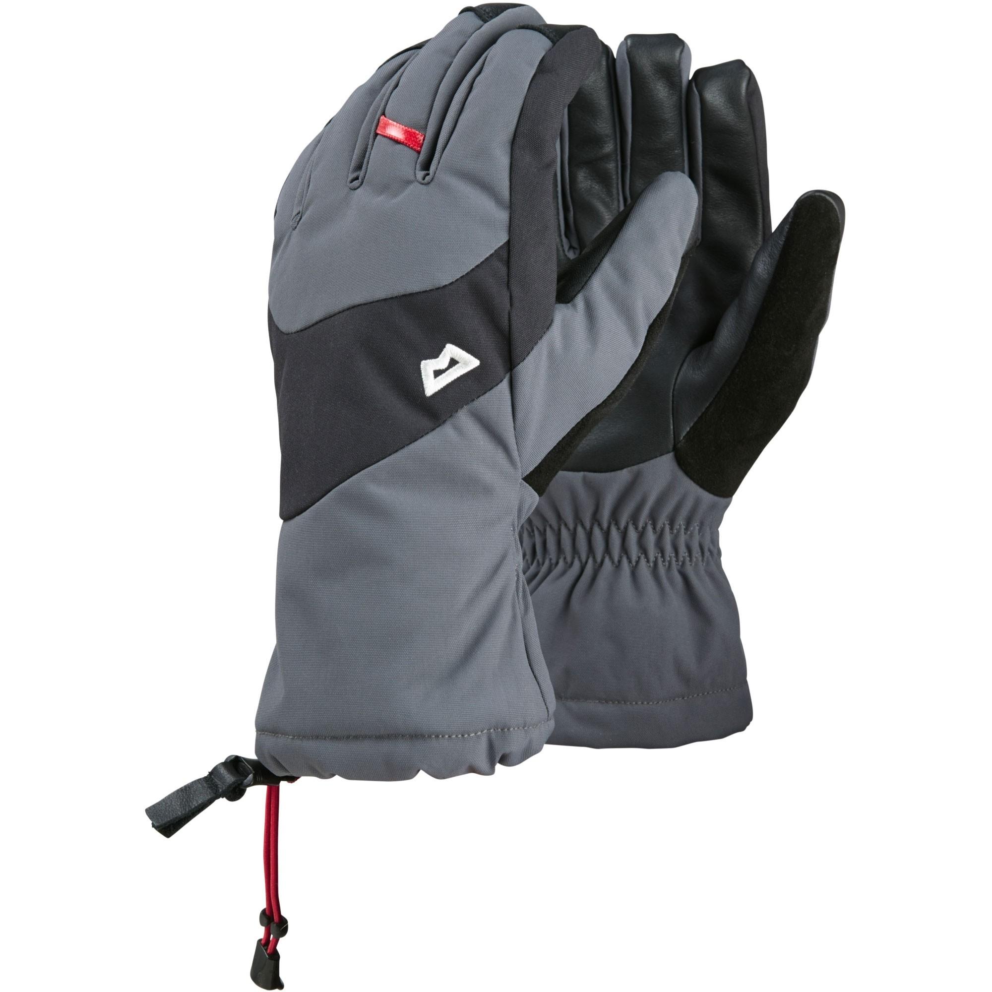 Mountain Equipment Guide Gloves - Shadow Grey/Black