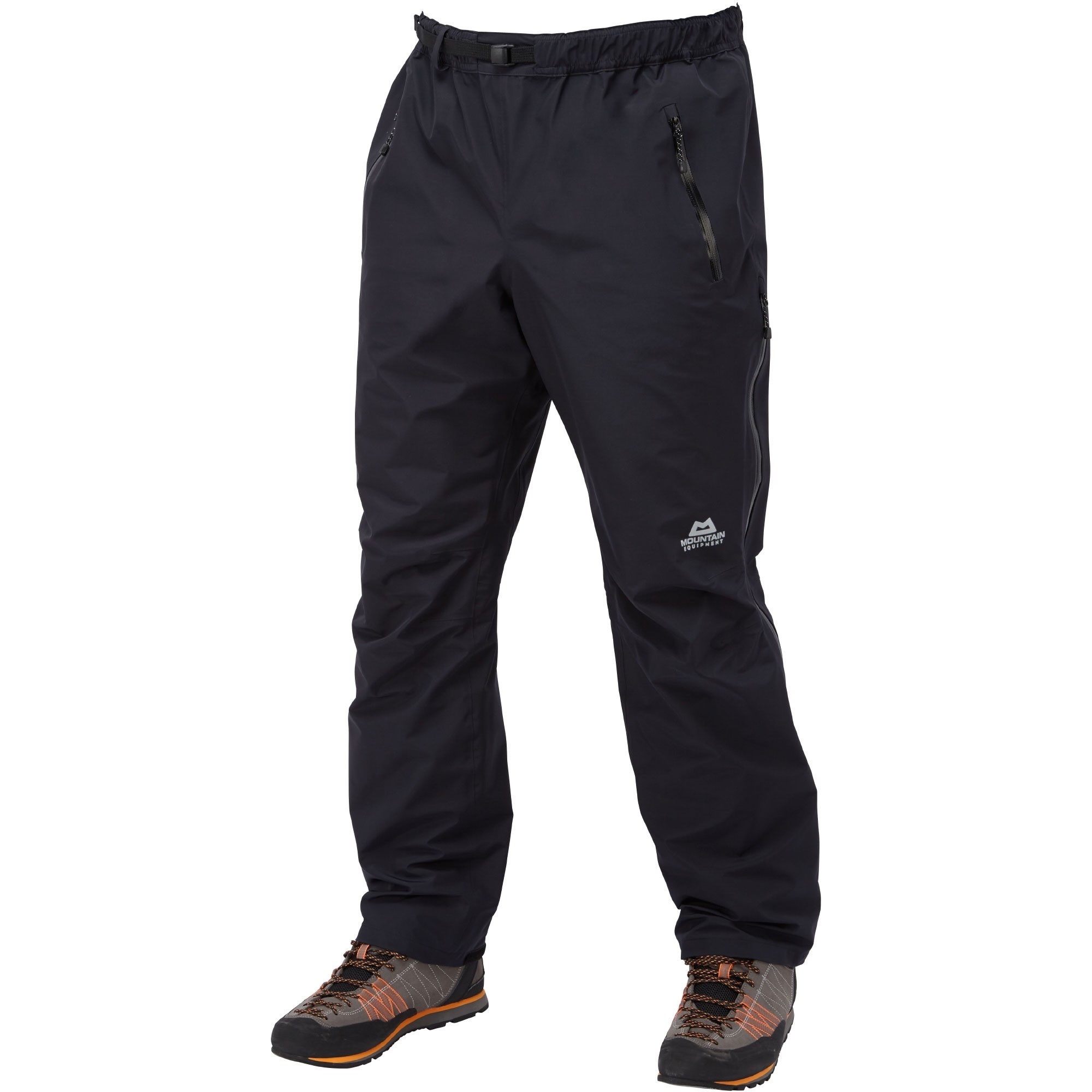 Mountain Equipment Quarrel Waterproof Trousers - Black