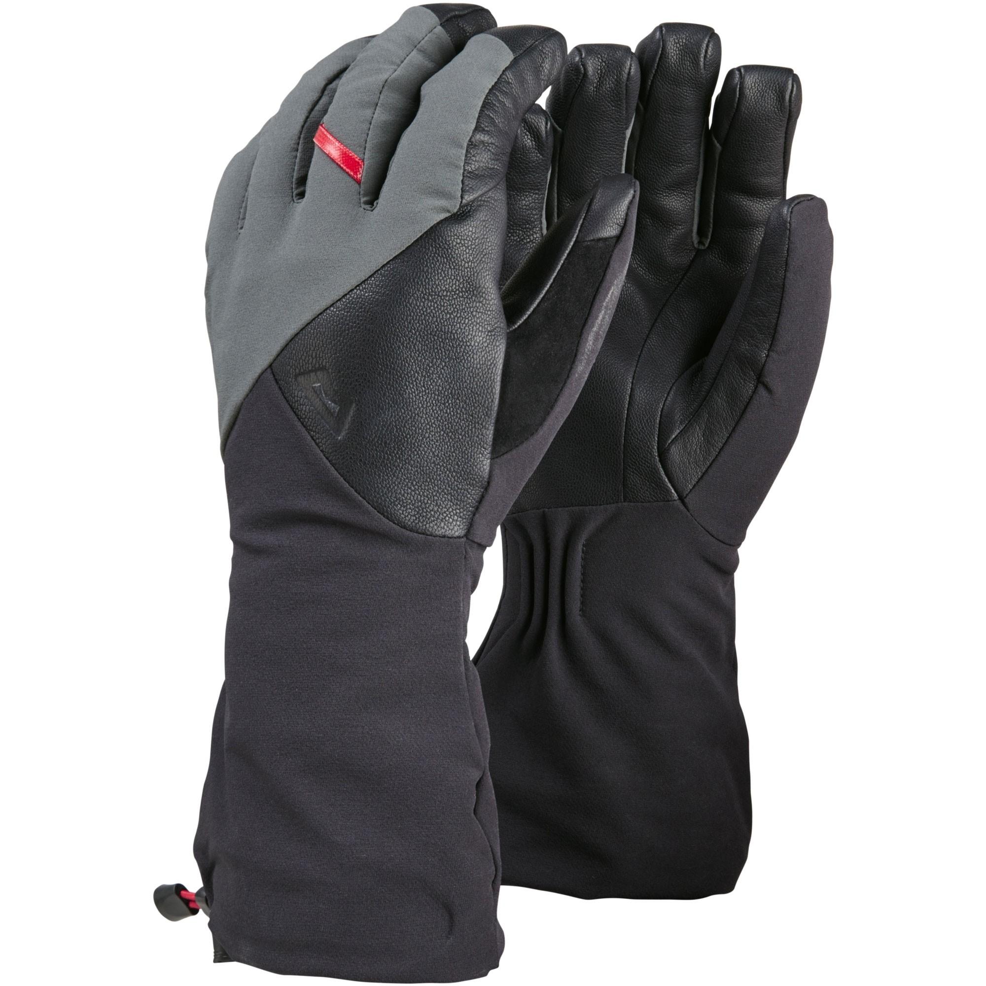 Mountain Equipment Randonee Gauntlet - Shadow Grey/Black