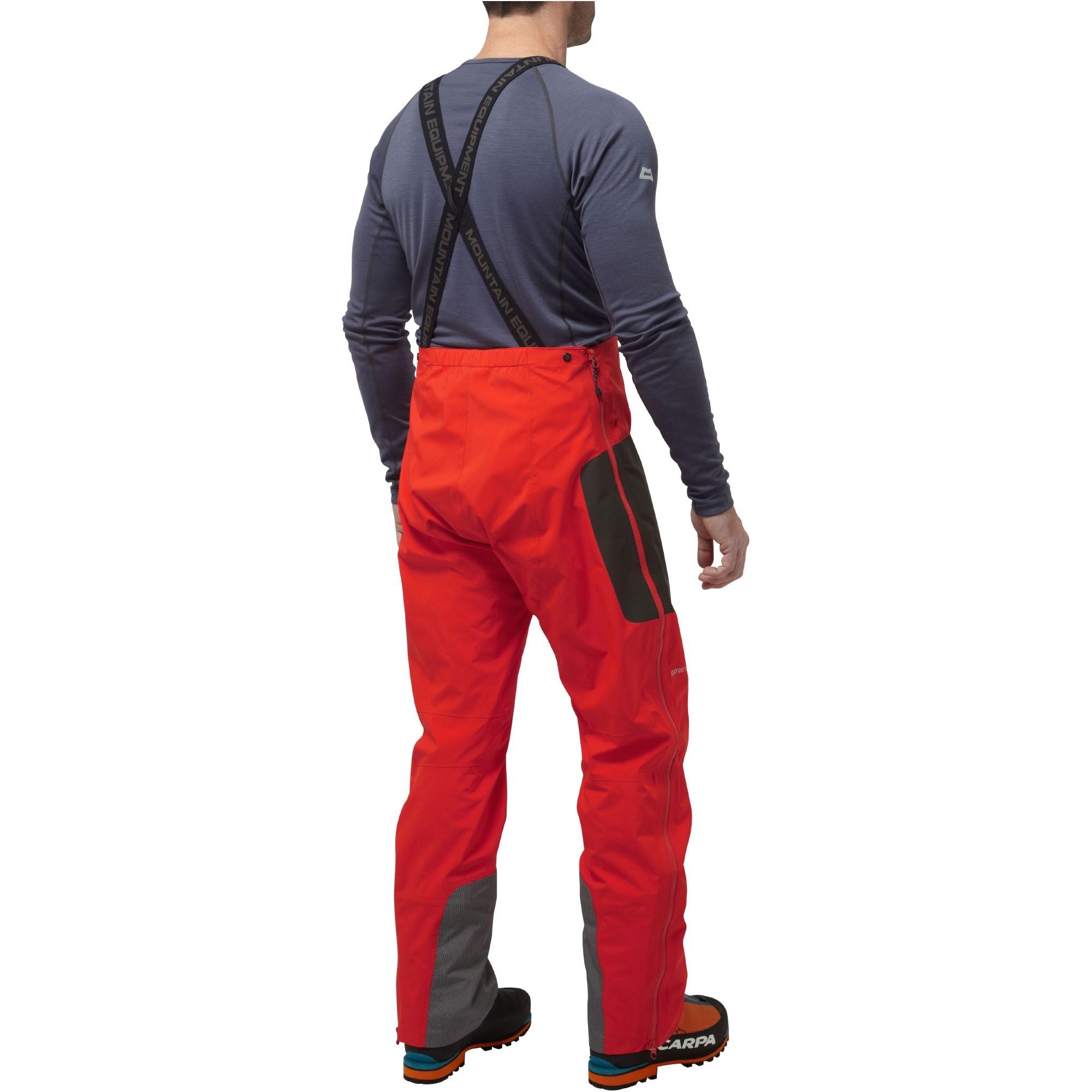 Mountain Equipment Tupilak Pant - Cardinal Orange - back