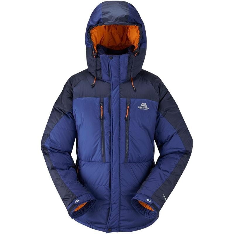 Mountain Equipment Annapurna Down Jacket - Cobalt/Midnight Blue