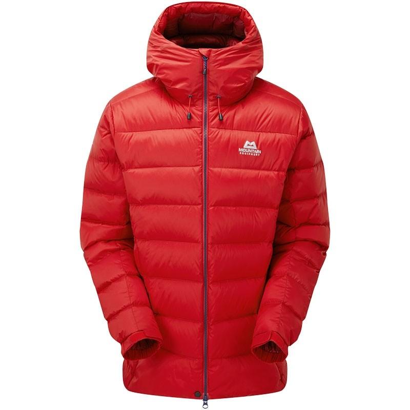 Mountain Equipment Senja Down Jacket - Men's - Barbados Red