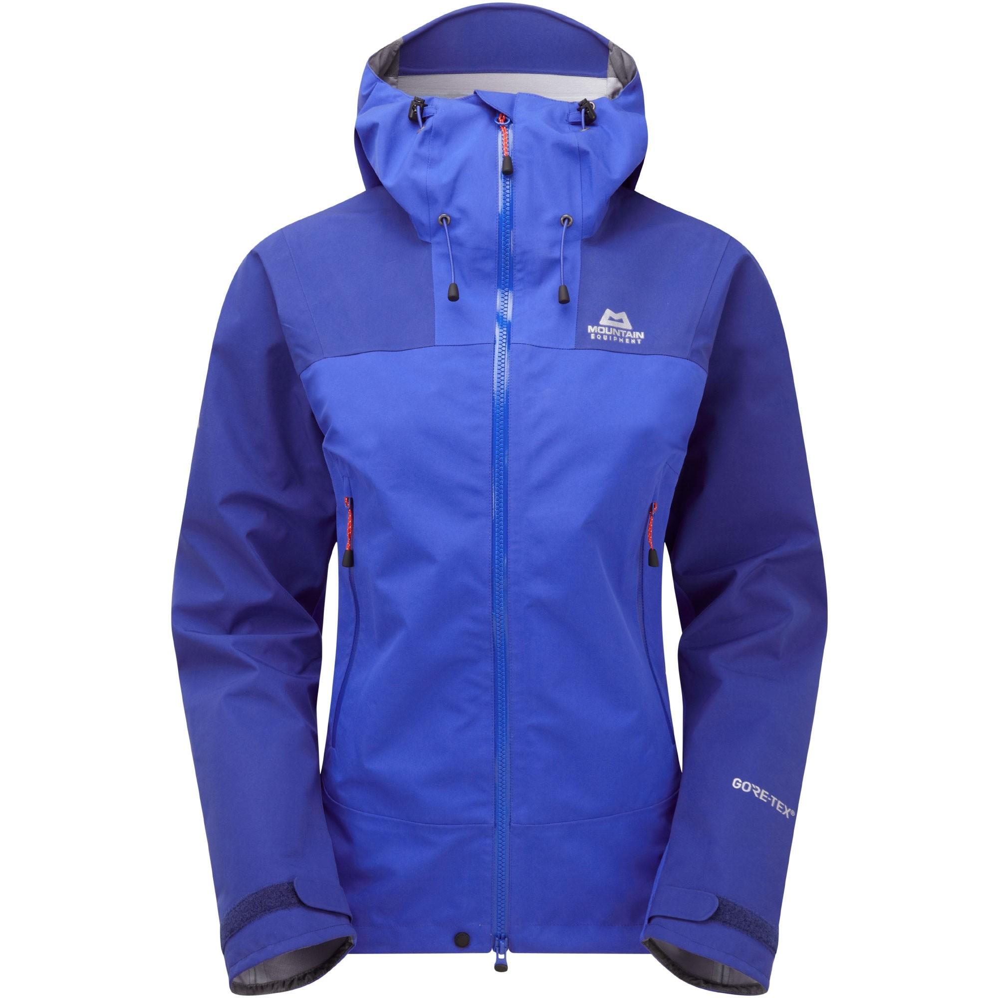 Mountain Equipment Women's Rupal Jacket - Celestial Blue/Cobalt