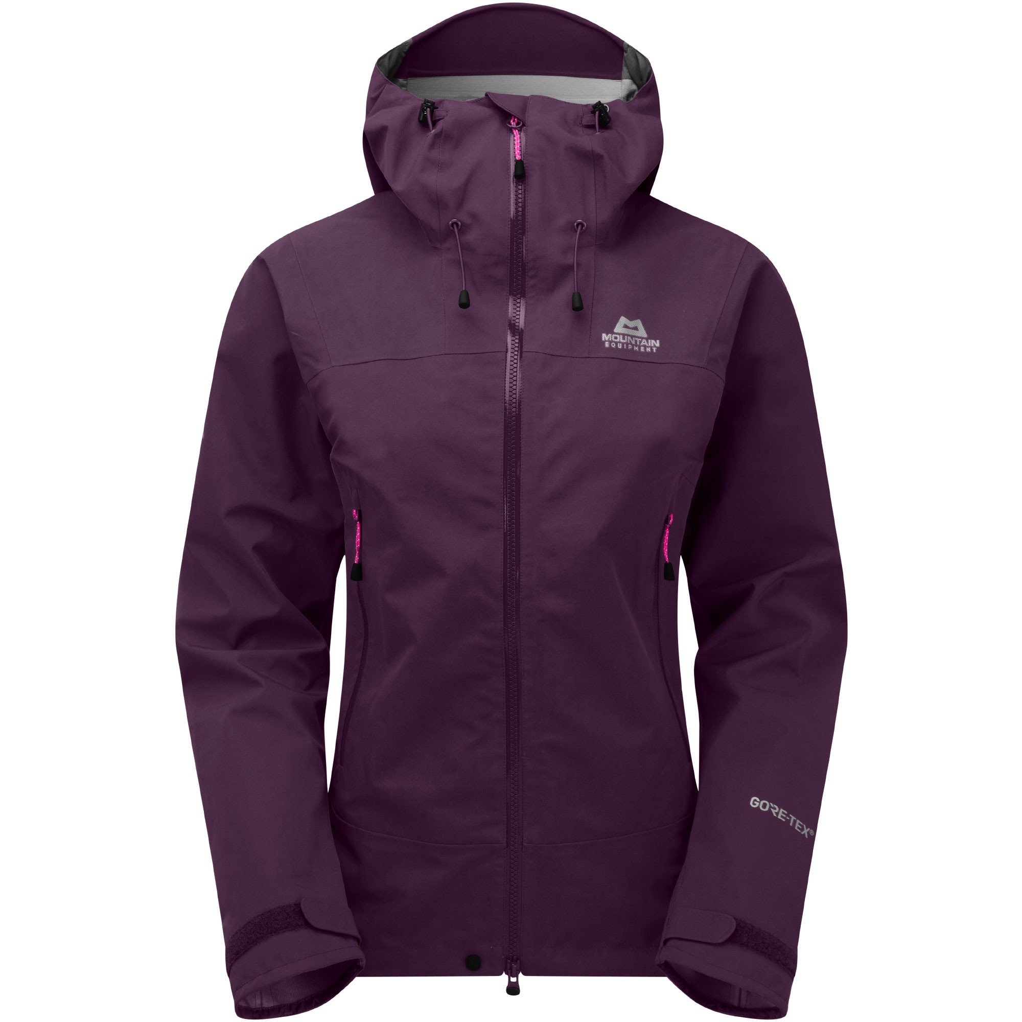 Mountain Equipment Women's Rupal Jacket - Blackberry