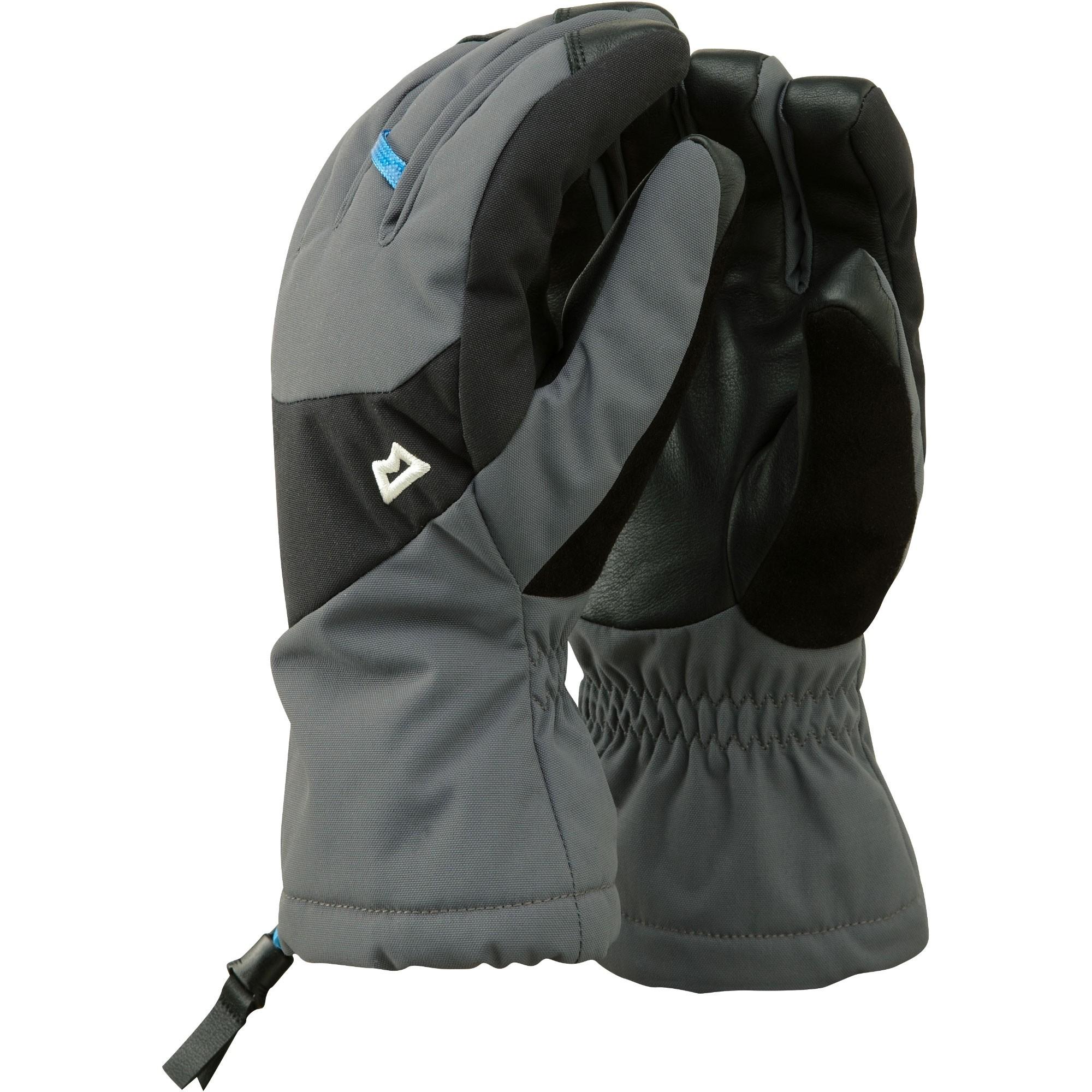 Mountain Equipment Guide Women's Gloves - Shadow Grey/Black