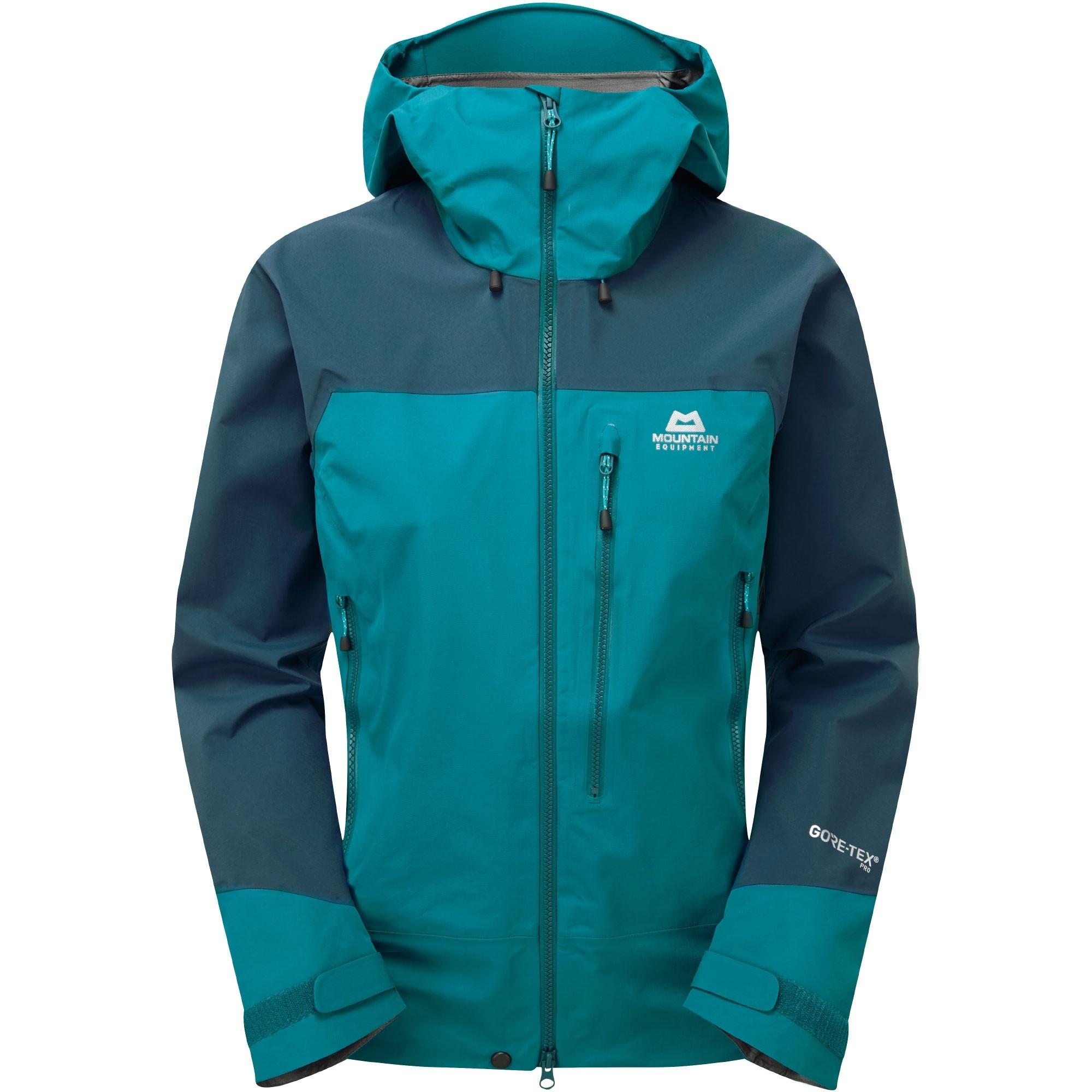 Mountain Equipment Manaslu Waterproof Jacket - Tasman Blue