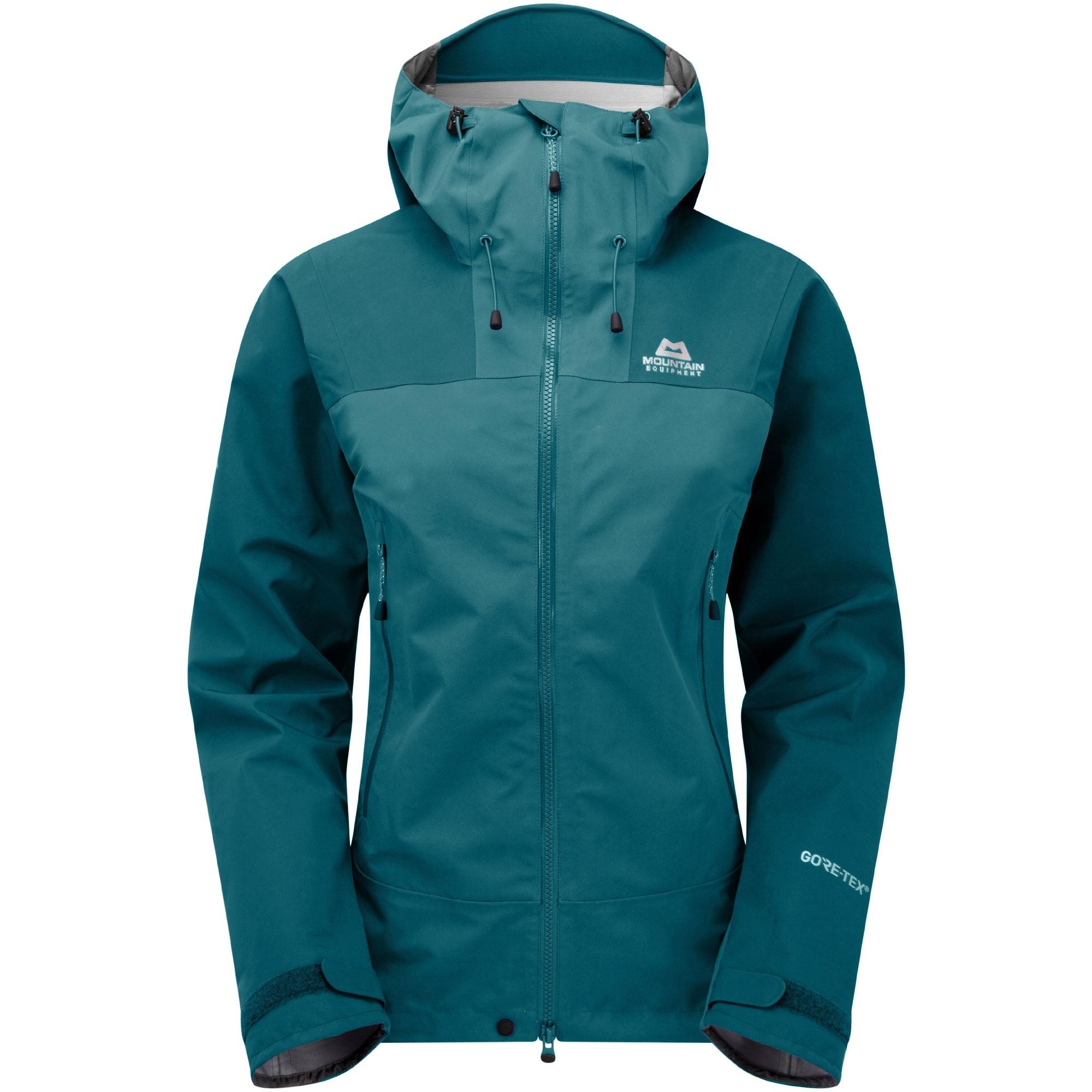 Mountain Equipment Women's Rupal Jacket - Legion Blue