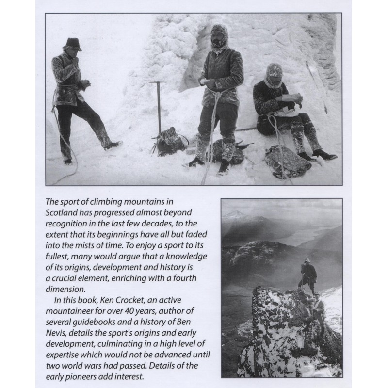 Mountaineering in Scotland: The Early Years