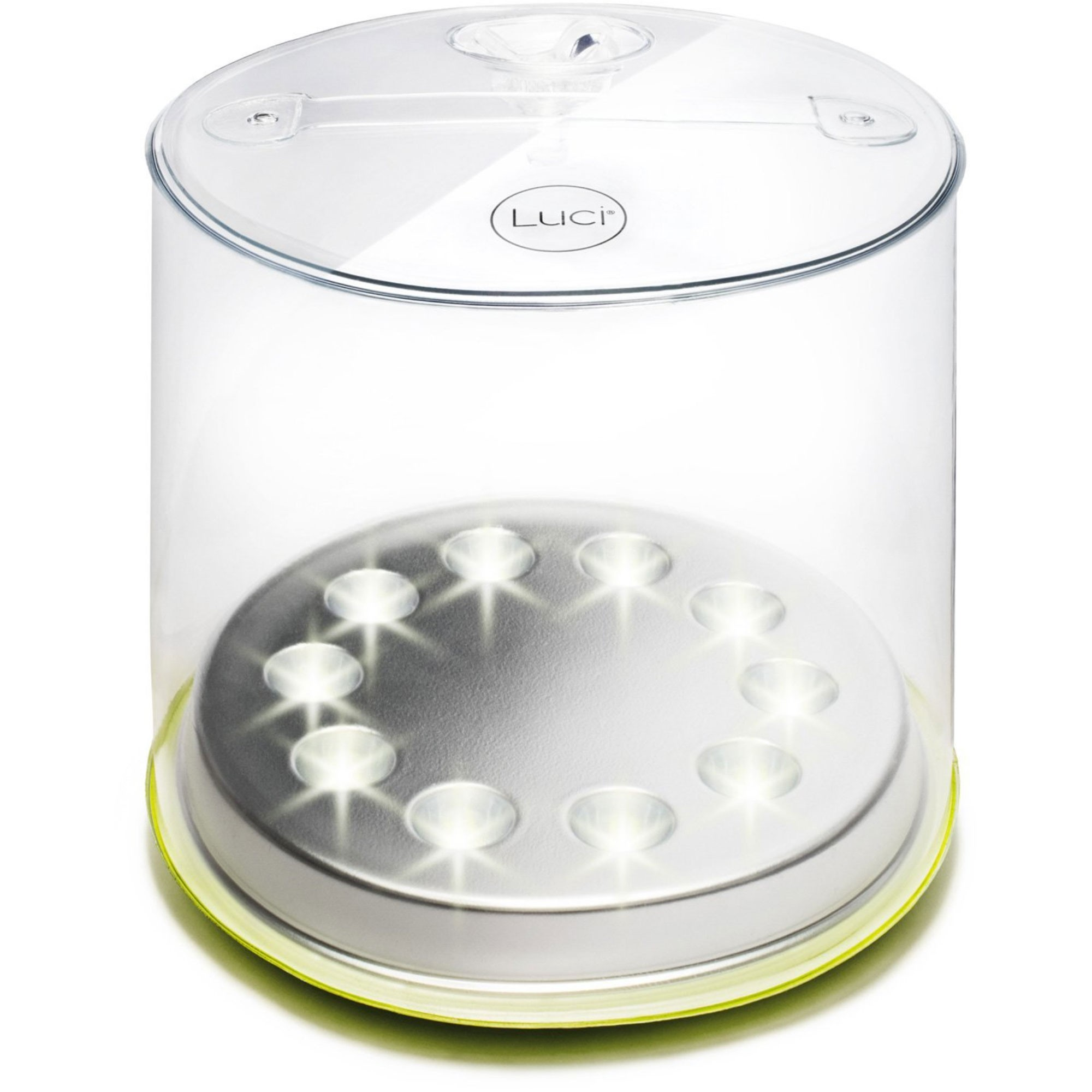 Luci Pro Outdoor 2.0 Solar Lantern and Recharger