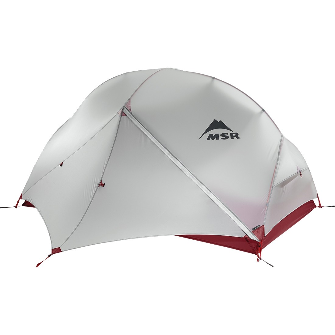 MSR - Hubba Hubba NX Tent - Grey - Fly closed