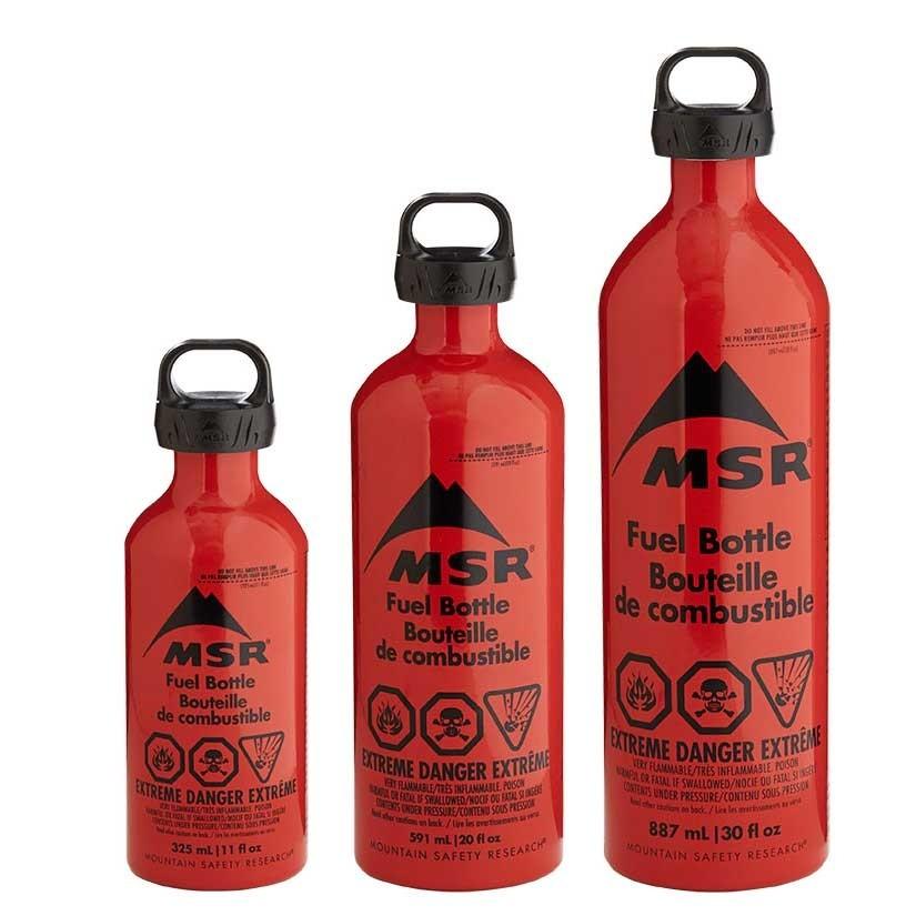 MSR Fuel Bottles