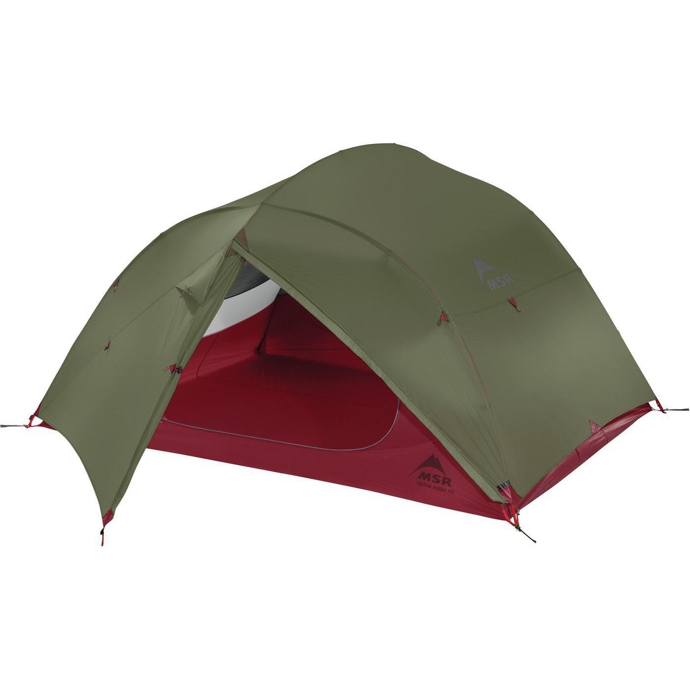 MSR Mutha Hubba NX 3-person Tent - Green
