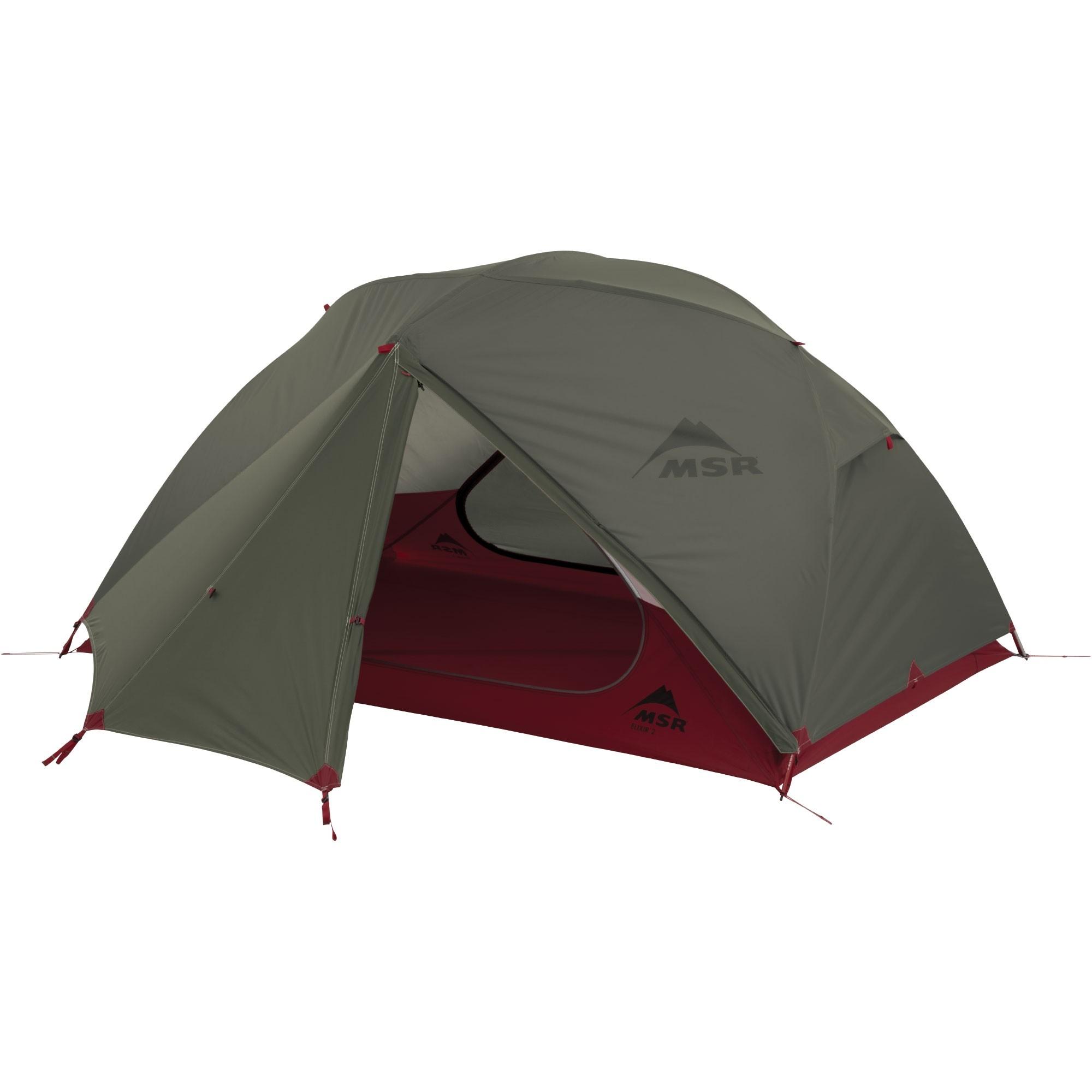 MSR Elixir 2 Tent - Open