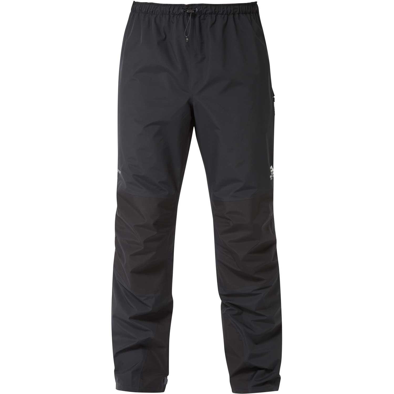 Mountain Equipment Saltoro Men's Waterproof Trousers - Black