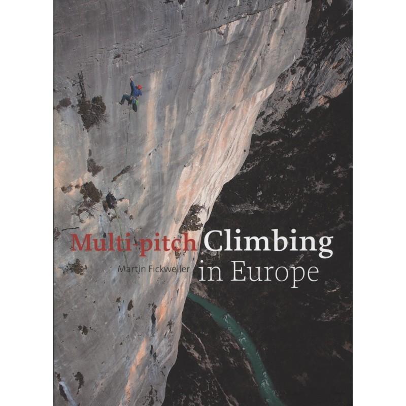 Multi-pitch Climbing in Europe
