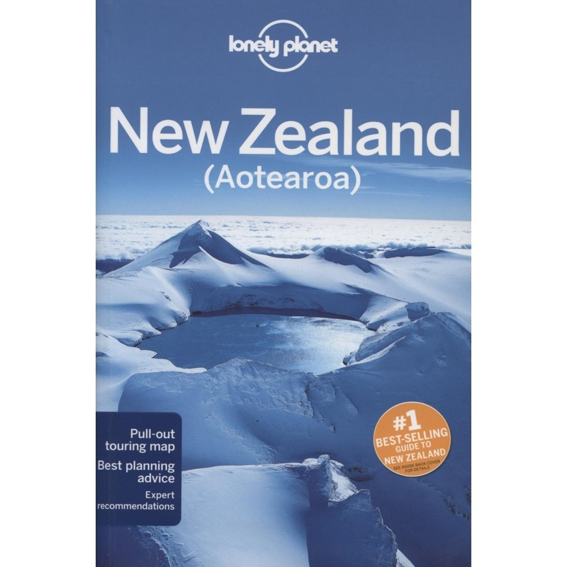 New Zealand: Lonely Planet Travel Guide