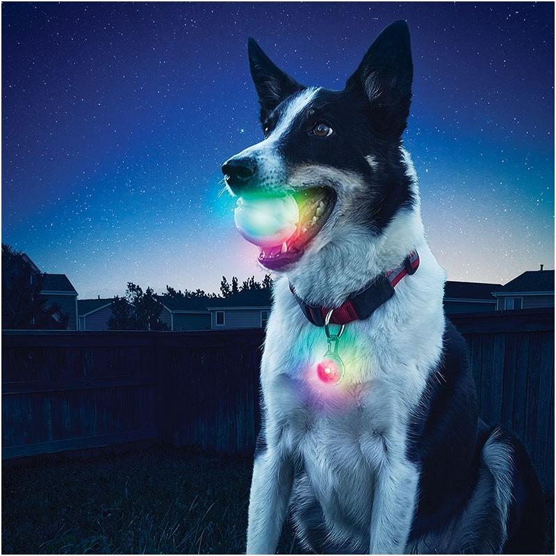 Nite-Ize GlowStreak LED Ball - Disc-O