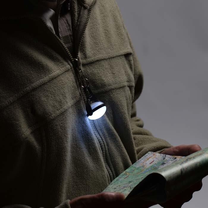 Nite-Ize MoonLit LED Micro Lantern - White
