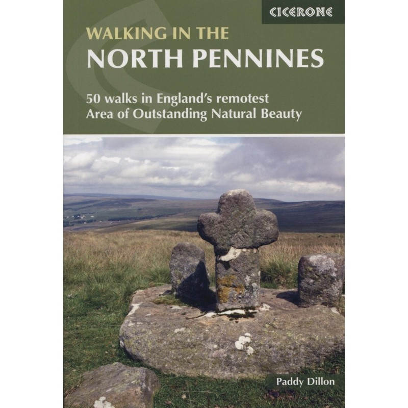 Walking in the North Pennines by Cicerone